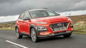 Hyundai Kona 1.0 T-GDi review