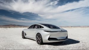 Infiniti announces electric plans