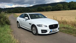 Jaguar XF 2.0d review
