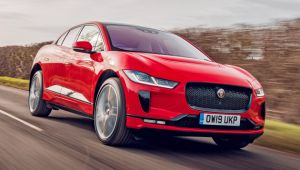 Jaguar I-Pace SE P400e review