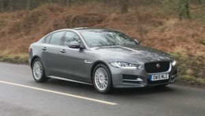 Jaguar XE 2.0d R-Sport review