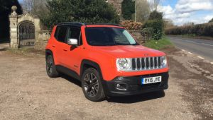 Jeep Renegade 1.6 MultiJet II review