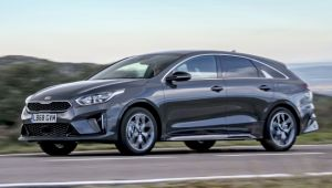 Kia Proceed 1.6 CRDi review