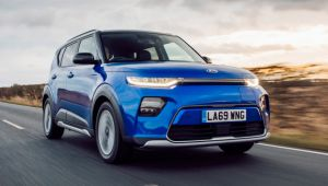 Kia Soul EV UK first drive