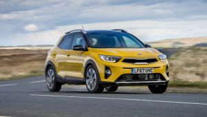 Kia Stonic 1.0 T-GDi review