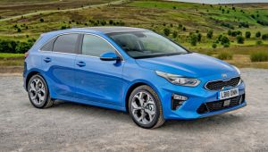 Kia Ceed 1.4 T-GDi review