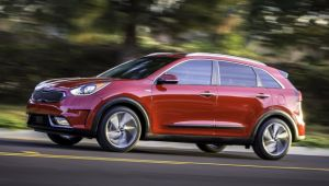 Kia's green model offensive starts with Niro