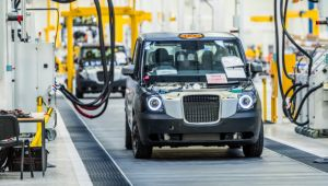 New factory opened to build range-extended Black Cab