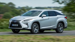 Lexus RX450h L review