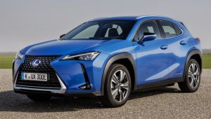 Reservations open for Lexus UX 300e EV
