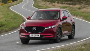 Mazda CX-5 2.2D review