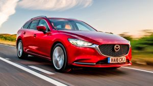 Mazda 6 Tourer Skyactiv-D review