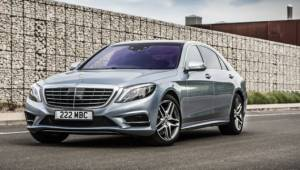 Mercedes-Benz S 300 Hybrid review