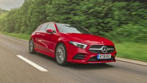 Mercedes Benz A-Class first drive