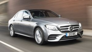 Mercedes Benz E 300 de review