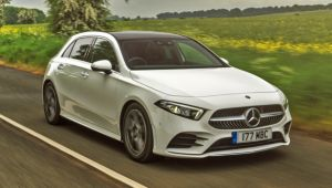 Mercedes Benz A 180d review