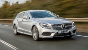 Mercedes Benz CLS Shooting Brake review