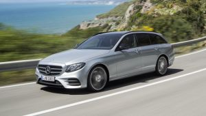 Specifications revealed for new Mercedes E Class Estate