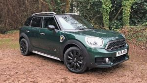 Mini Countryman Cooper S E All4 review