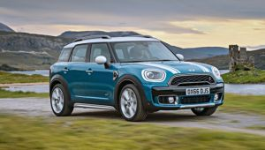 Mini Countryman Cooper D All4 review