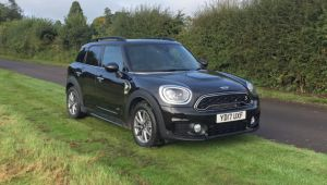 Mini Countryman Cooper S E All4 first drive