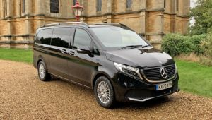 Mercedes Benz EQV first drive