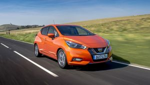 Nissan Micra 0.9 IG-T review