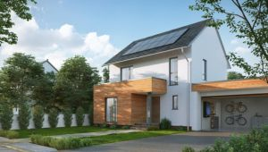 Nissan launches home energy system