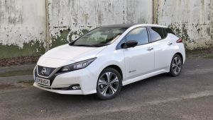 Nissan Leaf long-term test