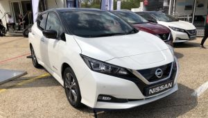Nissan Leaf e+ 62 kWh preview