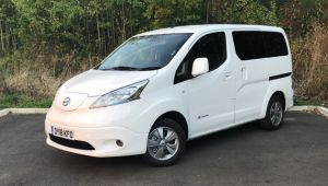 Nissan e-NV200 Combi 40 kWh review