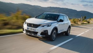 Peugeot 3008 GT 2.0 BlueHDi review