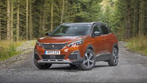 Peugeot 3008 1.6 BlueHDI review