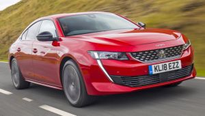 Peugeot 508 Fastback PureTech 225 review