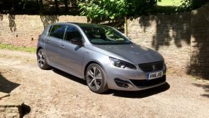 Peugeot 308 1.6 BlueHDi review