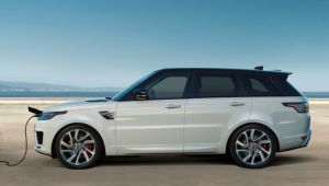 Land Rover launches PHEV line-up