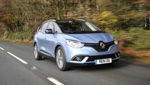 Renault Grand Scenic 1.6 dCi 130 review