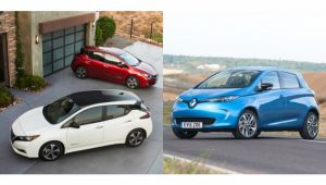 Renault-Nissan plan to extend EV market lead