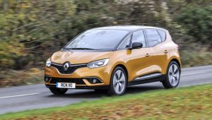 Renault Scenic 1.5 dCi review