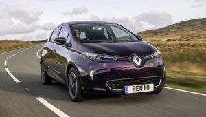 Renault Zoe R110 review