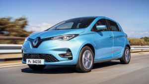Renault Zoe Z.E.50 first drive
