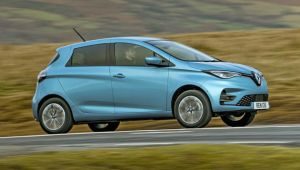 Renault Zoe Z.E. 50 review