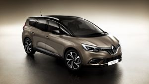New Renault Grand Scenic launched