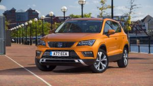 Seat Ateca 1.6 TDI Ecomotive review