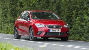 Seat Ibiza 1.0 TSI review