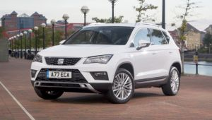 Seat Ateca 1.4 EcoTSI review