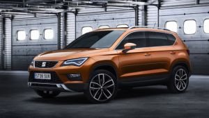 Seat breaks new ground with Ateca