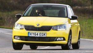 Skoda Fabia 1.4TDI SE L review