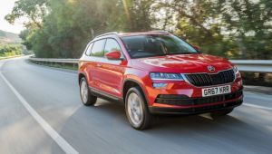 Skoda Karoq 1.0 TSI review