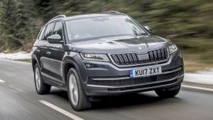 Skoda Kodiaq 1.5 TSI review